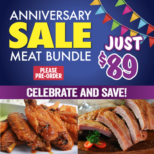 Karns Anniversary Meat Bundle