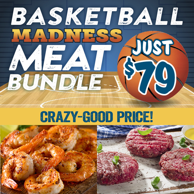 Basketball Madness Meat Bundle