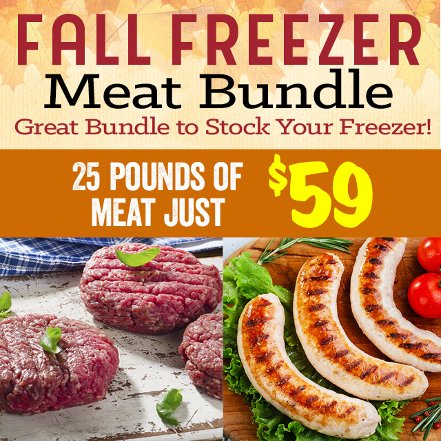 Fall Freezer Meat Bundle