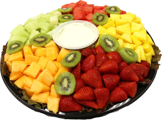 Deluxe Fruit Tray