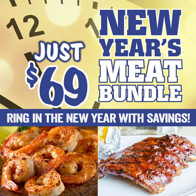 New Year's Meat Bundle
