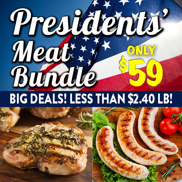 Presidents' Meat Bundle