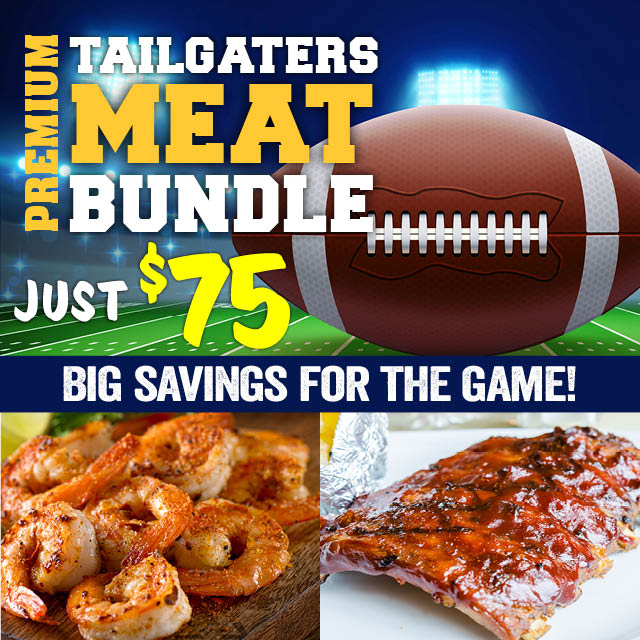 Premium Tailgaters Meat Bundle