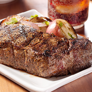 USDA Choice Whole Boneless New York Strips