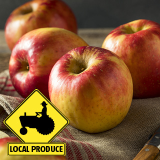 Adams County Honeycrisp or Autumn Crisp Apples