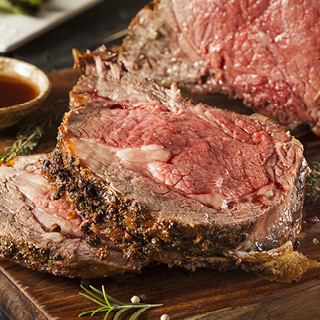 USDA Choice Angus Boneless Chuck Roasts