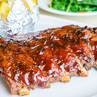 Country Style Bone-In Pork Ribs