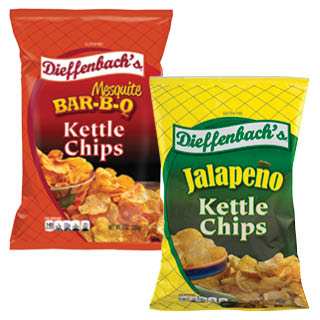 Dieffenbach's Potato Chips