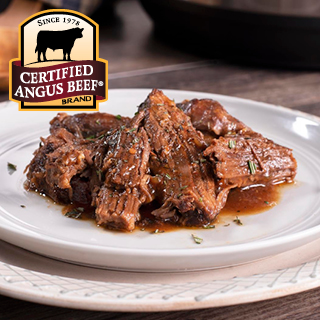 USDA Certified Angus Beef Boneless Chuck Roasts