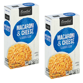 Essential Everyday Macaroni & Cheese Dinner